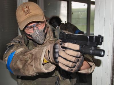 Airsoft Stag Package 16-20+ Players